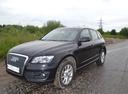 Подержанный Audi Q5, черный металлик, цена 840 000 руб. в Архангельске, отличное состояние