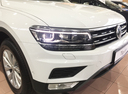 Новый Volkswagen Tiguan, белый , 2017 года выпуска, цена 2 101 600 руб. в автосалоне Крым-Автохолдинг Volkswagen