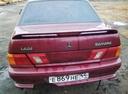 Подержанный ВАЗ (Lada) 2115, бордовый , цена 85 000 руб. в Костромской области, хорошее состояние