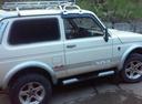 Подержанный ВАЗ (Lada) 4x4, белый , цена 130 000 руб. в Челябинской области, хорошее состояние