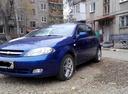 Подержанный Chevrolet Lacetti, синий акрил, цена 300 000 руб. в Челябинской области, хорошее состояние
