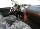 Новый Toyota Land Cruiser Prado, белый акрил, 2016 года выпуска, цена 3 159 000 руб. в автосалоне Тойота Центр Омск