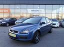 Подержанный Ford Focus, синий, 2005 года выпуска, цена 340 000 руб. в Ростове-на-Дону, автосалон