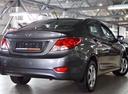 Подержанный Hyundai Solaris, черный, 2011 года выпуска, цена 499 000 руб. в Екатеринбурге, автосалон Березовский привоз
