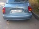 Подержанный Chevrolet Lanos, голубой , цена 150 000 руб. в Томской области, хорошее состояние