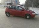 Подержанный Chevrolet Aveo, бордовый , цена 150 000 руб. в ао. Ханты-Мансийском Автономном округе - Югре, хорошее состояние
