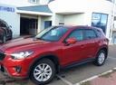 Подержанный Mazda CX-5, вишневый металлик, цена 1 105 000 руб. в республике Татарстане, отличное состояние