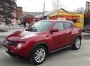 Авто Nissan Juke, , 2012 года выпуска, цена 735 000 руб., Челябинск