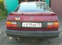 Подержанный Volkswagen Passat, красный , цена 104 000 руб. в Ульяновске, хорошее состояние