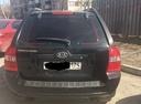 Подержанный Kia Sportage, черный , цена 490 000 руб. в Челябинской области, хорошее состояние