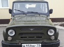 Подержанный УАЗ Hunter, зеленый , цена 200 000 руб. в Ульяновской области, хорошее состояние