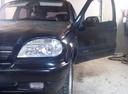Подержанный Chevrolet Niva, черный металлик, цена 240 000 руб. в ао. Ханты-Мансийском Автономном округе - Югре, отличное состояние