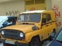 Подержанный УАЗ 3151, желтый , цена 100 000 руб. в ао. Ханты-Мансийском Автономном округе - Югре, среднее состояние