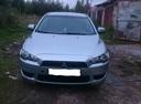 Подержанный Mitsubishi Lancer, серебряный , цена 350 000 руб. в Костромской области, хорошее состояние