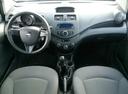 Подержанный Chevrolet Spark, черный, 2011 года выпуска, цена 289 000 руб. в Саратове, автосалон АвтоФорум 64