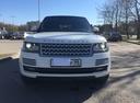 Подержанный Land Rover Range Rover, белый перламутр, цена 3 750 000 руб. в Санкт-Петербурге, отличное состояние