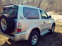 Подержанный Toyota Land Cruiser Prado, серебряный , цена 650 000 руб. в Владивостоке, отличное состояние