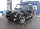 Подержанный Mercedes-Benz G-Класс, черный , цена 1 000 000 руб. в Санкт-Петербурге, отличное состояние