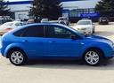 Подержанный Ford Focus, голубой металлик, цена 229 000 руб. в Ульяновске, отличное состояние