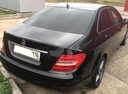 Подержанный Mercedes-Benz C-Класс, черный , цена 1 050 000 руб. в республике Татарстане, отличное состояние