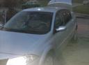Подержанный Renault Megane, серебряный металлик, цена 275 000 руб. в Челябинской области, хорошее состояние