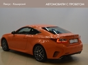 Подержанный Lexus RC, оранжевый, 2015 года выпуска, цена 3 000 000 руб. в Москве, автосалон СП БИЗНЕС КАР