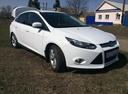 Подержанный Ford Focus, белый , цена 650 000 руб. в Пензенской области, отличное состояние