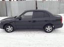 Подержанный Hyundai Accent, черный , цена 262 000 руб. в Челябинской области, отличное состояние