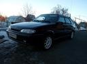 Подержанный ВАЗ (Lada) 2114, бордовый металлик, цена 200 000 руб. в Тюмени, хорошее состояние