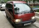 Подержанный Nissan Vanette, бордовый , цена 120 000 руб. в ао. Ханты-Мансийском Автономном округе - Югре, хорошее состояние