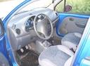 Подержанный Daewoo Matiz, синий , цена 135 000 руб. в Челябинской области, отличное состояние