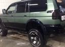 Подержанный Mitsubishi Montero Sport, зеленый , цена 450 000 руб. в ао. Ханты-Мансийском Автономном округе - Югре, хорошее состояние