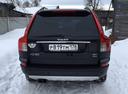 Подержанный Volvo XC90, черный , цена 750 000 руб. в Санкт-Петербурге, хорошее состояние
