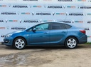 Подержанный Opel Astra, синий, 2013 года выпуска, цена 570 000 руб. в Калуге, автосалон Мега Авто Калуга