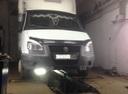 Подержанный ГАЗ Газель, белый , цена 520 000 руб. в Нижнем Новгороде, отличное состояние