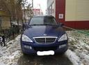 Подержанный SsangYong Kyron, синий , цена 550 000 руб. в ао. Ханты-Мансийском Автономном округе - Югре, хорошее состояние