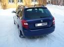Подержанный Skoda Fabia, синий металлик, цена 260 000 руб. в Тверской области, хорошее состояние