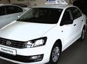 Новый Volkswagen Polo, белый , 2016 года выпуска, цена 559 900 руб. в автосалоне Крым-Автохолдинг Volkswagen