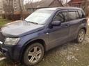 Подержанный Suzuki Grand Vitara, синий , цена 630 000 руб. в Костромской области, хорошее состояние