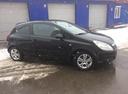 Подержанный Opel Corsa, черный , цена 280 000 руб. в Ульяновской области, хорошее состояние