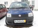 Подержанный Fiat Panda, синий перламутр, цена 200 000 руб. в Челябинской области, хорошее состояние