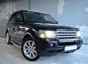 Подержанный Land Rover Range Rover Sport, черный, 2005 года выпуска, цена 650 000 руб. в Екатеринбурге, автосалон Березовский привоз