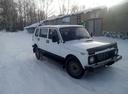 Авто ВАЗ (Lada) 4x4, , 1999 года выпуска, цена 110 000 руб., Верхний Уфалей