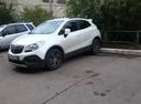Подержанный Opel Mokka, белый , цена 780 000 руб. в Челябинской области, отличное состояние