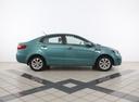 Подержанный Kia Rio, зеленый, 2012 года выпуска, цена 525 000 руб. в Иваново, автосалон АвтоГрад Нормандия