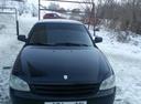 Подержанный ВАЗ (Lada) Priora, черный , цена 245 000 руб. в Челябинской области, отличное состояние