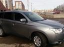 Подержанный Mitsubishi Outlander, серый металлик, цена 1 050 000 руб. в Пскове, отличное состояние