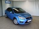 Подержанный Ford Focus, голубой, 2008 года выпуска, цена 359 000 руб. в Санкт-Петербурге, автосалон РОЛЬФ Витебский Blue Fish