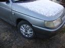 Подержанный ВАЗ (Lada) 2112, серый металлик, цена 105 000 руб. в Челябинской области, хорошее состояние