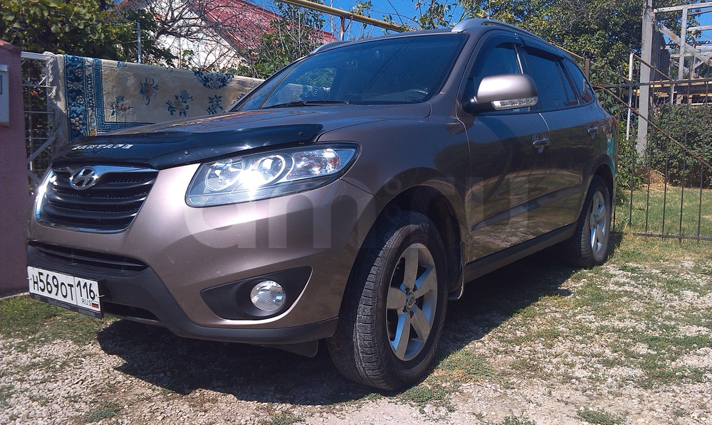 Hyundai Santa Fe 2.4 AT AWD (174 л. с.)